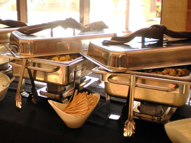 Lift-off Top Chafing Dishes