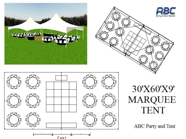 Where to rent HIGH PEAK TENT 30X60X9 in Baltimore Maryland, Washington DC, Columbia MD, Westminster, Annapolis MD