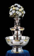 Where to rent BEVERAGE FOUNTAIN 5 GAL. GOLD TRIM in Baltimore MD
