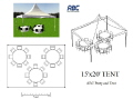 Where to rent MARQUEE TENT 15X20X9 in Baltimore MD