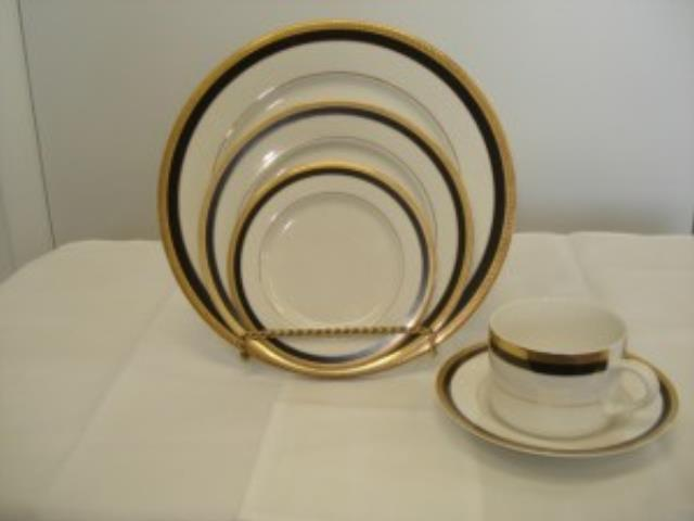 Where to rent IMPERIAL ONYX SALAD PLATE in Baltimore Maryland, Washington DC, Columbia MD, Westminster, Annapolis MD
