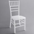 Rental store for CHIAVARI CHAIR - WHITE in Baltimore MD