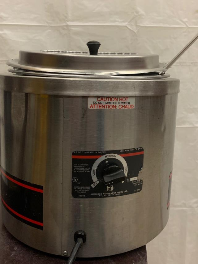 Where to rent SOUP KETTLE 11 QUART-ELECTRIC in Baltimore Maryland, Washington DC, Columbia MD, Westminster, Annapolis MD
