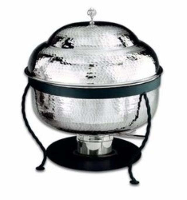 Where to rent CHAFER HAMMERED ROUND 8QT in Baltimore Maryland, Washington DC, Columbia MD, Westminster, Annapolis MD