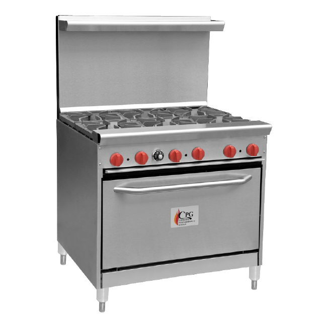 Where to rent OVEN PROPANE 6 BURNER in Baltimore Maryland, Washington DC, Columbia MD, Westminster, Annapolis MD