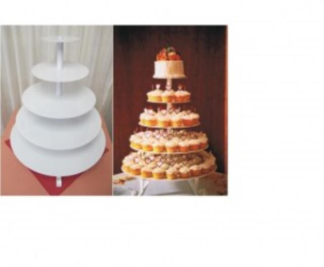 Where to rent CUPCAKE STAND 5 TIER in Baltimore Maryland, Washington DC, Columbia MD, Westminster, Annapolis MD
