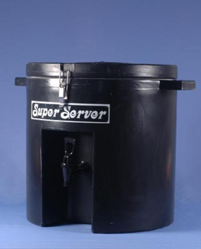 Where to rent BEVERAGE SERVER 5 GAL BLACK in Baltimore Maryland, Washington DC, Columbia MD, Westminster, Annapolis MD