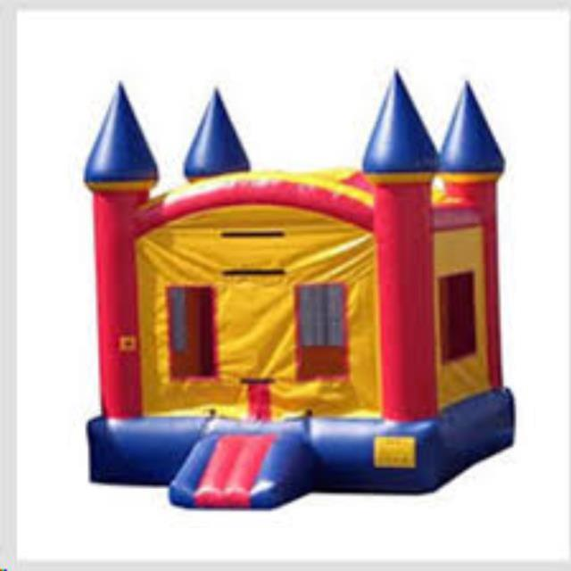 Where to rent BOUNCE HOUSE CASTLE 8X8 in Baltimore Maryland, Washington DC, Columbia MD, Westminster, Annapolis MD