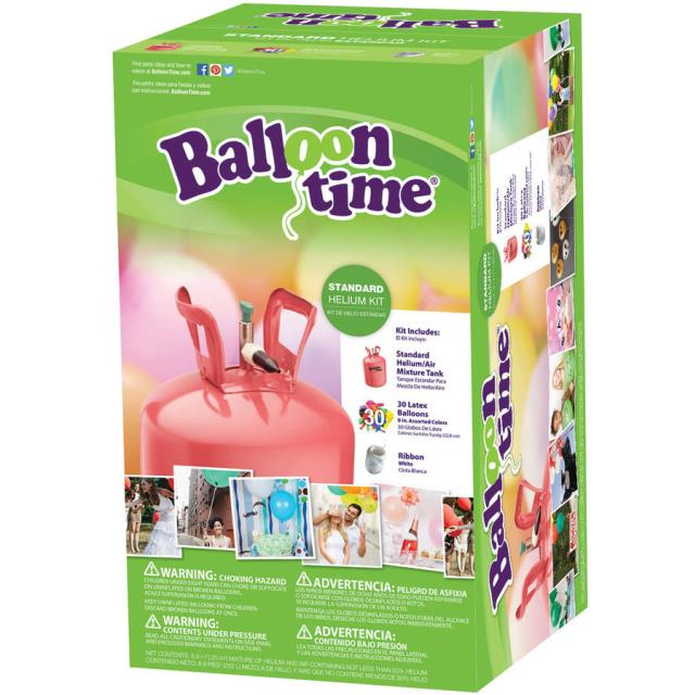 Where to rent HELIUM BALLOON KIT in Baltimore Maryland, Washington DC, Columbia MD, Westminster, Annapolis MD