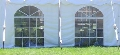 Rental store for 7X20 WHITE WINDOW FRAME TENT SIDE WALL in Baltimore MD
