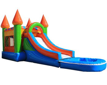 Where to rent MOON BOUNCE WET DRY CASTLE COMBO in Baltimore Maryland, Washington DC, Columbia MD, Westminster, Annapolis MD
