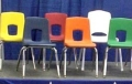 Rental store for STACKABLE KIDS  CHAIRS in Baltimore MD
