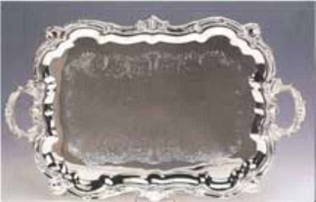 Where to rent TRAY, SILVER RECT 17X24 in Baltimore Maryland, Washington DC, Columbia MD, Westminster, Annapolis MD