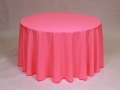 Rental store for NEON PINK POLYESTER LINEN in Baltimore MD