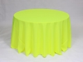 Rental store for NEON YELLOW POLYESTER LINEN in Baltimore MD