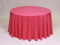 Rental store for HOT PINK POLYESTER LINEN in Baltimore MD