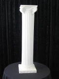 Where to rent ROMAN COLUMN WHITE 40 in Baltimore MD