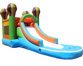 Where to rent MOONBOUNCE WET DRY HOT AIR BALLOON COMBO in Baltimore Maryland, Washington DC, Columbia MD, Westminster, Annapolis MD