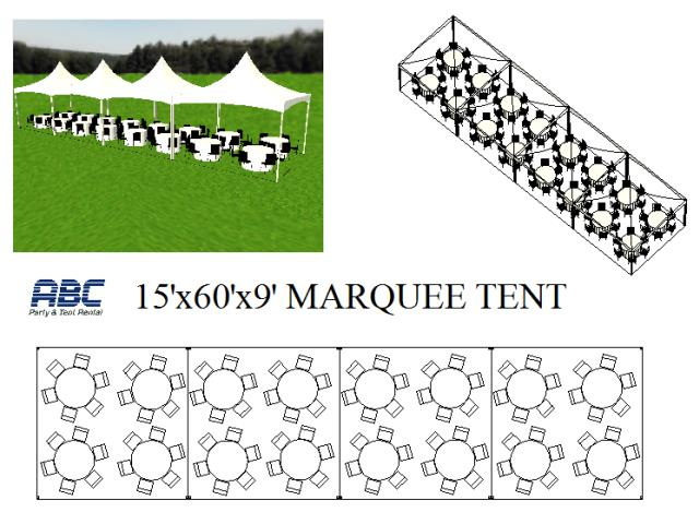 Where to rent HIGH PEAK TENT 15X60X9 in Baltimore Maryland, Washington DC, Columbia MD, Westminster, Annapolis MD