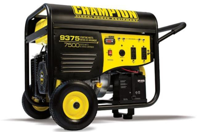 Where to rent GENERATOR 7500 WATT in Baltimore Maryland, Washington DC, Columbia MD, Westminster, Annapolis MD