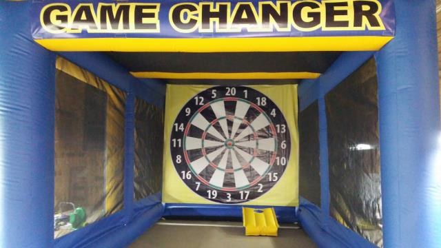 Where to rent THE GAME CHANGER  MULTI-GAME INFLATABLE in Baltimore Maryland, Washington DC, Columbia MD, Westminster, Annapolis MD