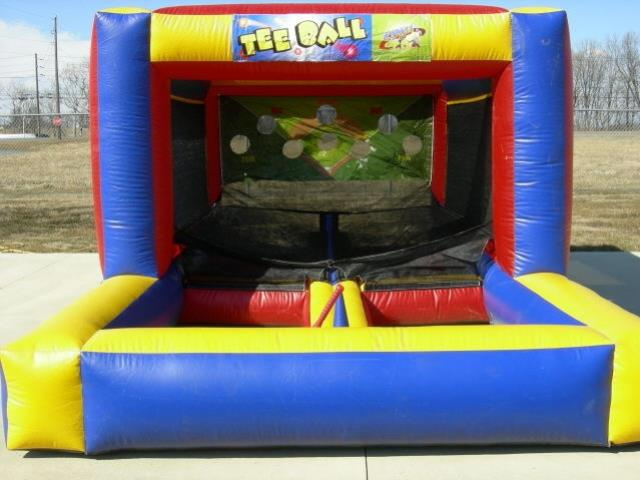 Where to rent T-BALL INFLATABLE GAME in Baltimore Maryland, Washington DC, Columbia MD, Westminster, Annapolis MD