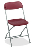 Where to rent PLASTIC FOLDING CHAIR - BACKYARD in Baltimore MD