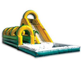 SLIP N SLIDE COMBO INFLATABLE Rentals Baltimore MD, Where to