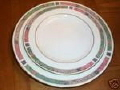 Where to rent IVORY W  DECO SALAD PLATE 7 in Baltimore MD