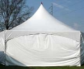 Rental store for 8X20 SOLID WHITE FRAME TENT SIDE WALL in Baltimore MD