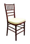 Rental store for CHIAVARI CHAIR - MAHOGANY in Baltimore MD