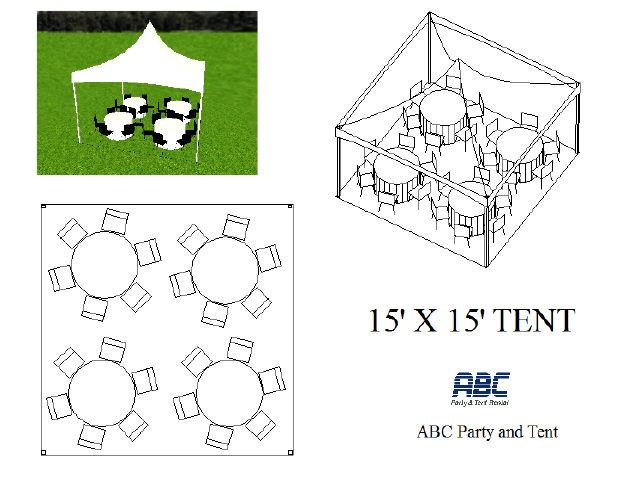 Where to rent HIGH PEAK TENT 15X15X9 in Baltimore Maryland, Washington DC, Columbia MD, Westminster, Annapolis MD