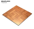 Rental store for SNAP LOCK DANCE FL. TEAK 1X1 in Baltimore MD
