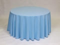 Rental store for LIGHT BLUE POLYESTER LINEN in Baltimore MD