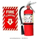 Rental store for FIRE SIGN AND EXTINGUISHER TENT LEG KIT in Baltimore MD