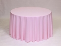 Rental store for LIGHT PINK POLYESTER LINEN in Baltimore MD