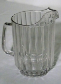 Rental store for BEER PITCHER 48 OZ LUCITE in Baltimore MD
