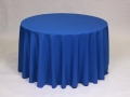Rental store for ROYAL BLUE POLYESTER LINEN in Baltimore MD
