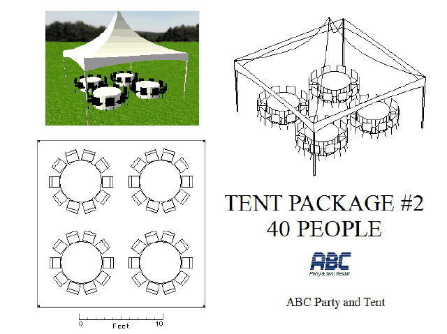 Where to rent TENT PACKAGE 2  40 PEOPLE in Baltimore Maryland, Washington DC, Columbia MD, Westminster, Annapolis MD