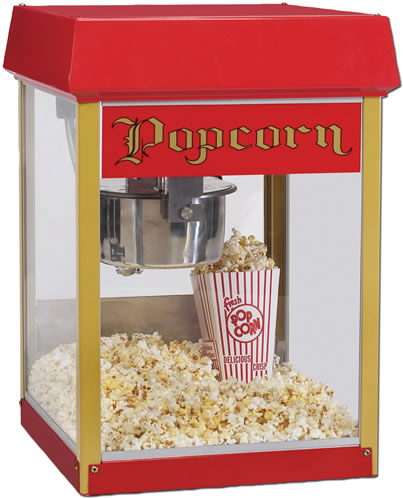 Where to rent POPCORN MACHINE in Baltimore Maryland, Washington DC, Columbia MD, Westminster, Annapolis MD