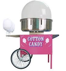 Where to rent COTTON CANDY MACHINE W CART in Baltimore Maryland, Washington DC, Columbia MD, Westminster, Annapolis MD