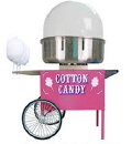 Where to rent COTTON CANDY MACHINE W CART in Baltimore MD