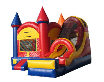 Where to rent MOON BOUNCE CASTLE COMBO 16X18 in Baltimore Maryland, Washington DC, Columbia MD, Westminster, Annapolis MD